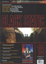Black Static (Issue #19, Oct-Nov 2010)