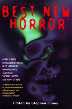 The Mammoth Book of Best New Horror Volume Thirteen (2002)