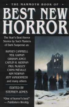 The Mammoth Book of Best New Horror Volume Fourteen (2003)