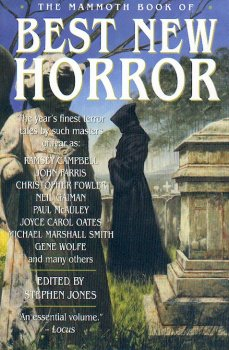 The Mammoth Book of Best New Horror Volume Fifteen (2004)