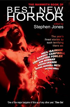 The Mammoth Book of Best New Horror Volume Nineteen