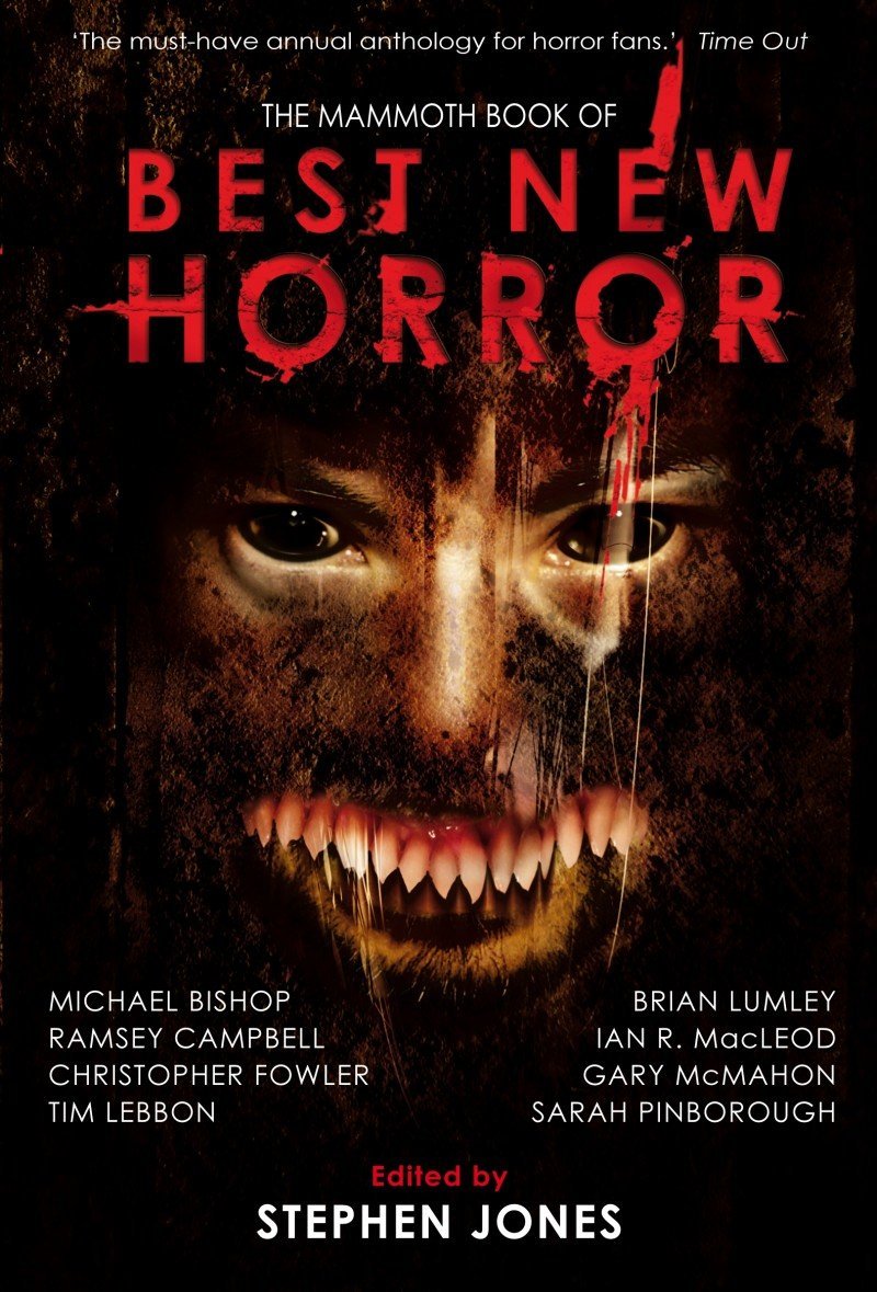 the mammoth book of best new horror volume 20 - 2009 - Various