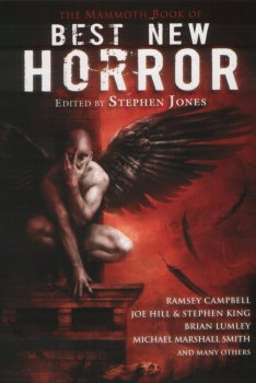 The Mammoth Book of Best New Horror Volume 21 (2010)