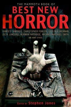 The Mammoth Book of Best New Horror Volume Twenty-Two (2011)