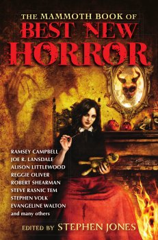 The Mammoth Book of Best New Horror Volume 24 (2013)