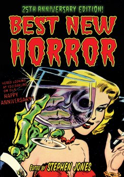 The Best New Horror #25 (2014)
