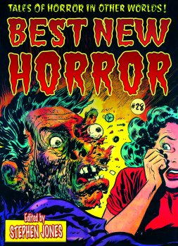 Best New Horror Volume 28 (2018)