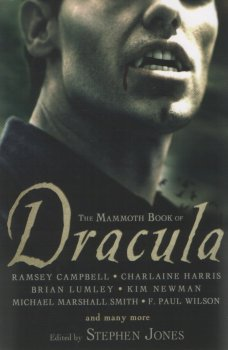 The Mammoth Book of Dracula: Vampire Tales for the New Millennium (1997)