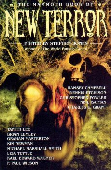 The Mammoth Book of New Terror (2004)