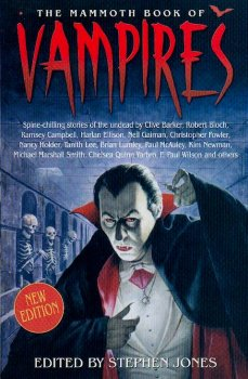 The Mammoth Book of Vampires (1992)