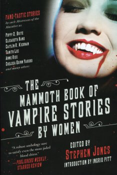 The Mammoth Book of Vampire Stories By Women (2001)