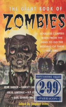 The Mammoth Book of Zombies (1993)