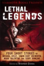 Mammoth Books Presents Lethal Legends (2012)