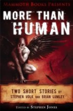 Mammoth Books Presents More Than Human (2012)