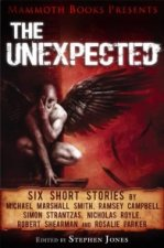 Mammoth Books Presents The Unexpected (2012)