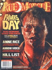 Rue Morgue #120 (March 2012)