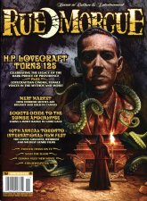 Rue Morgue #161 (November 2015)