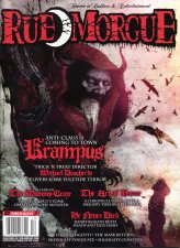 Rue Morgue #162 (December 2015)