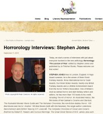 Angela Slatter Website (September 11, 2015)