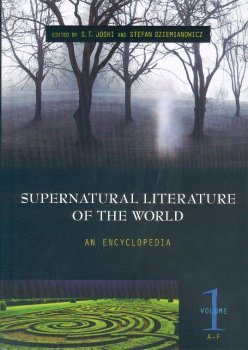 Supernatural Literature of the World: An Encyclopedia (2005)