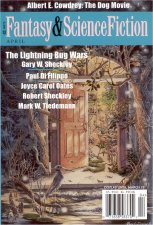 The Magazine of Fantasy & Science Fiction (No. 616, April 2003)