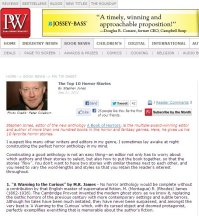 Publishers Weekly (September 21, 2012)