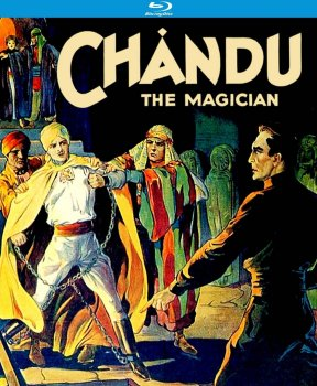 Chandu: The Magician (2016)
