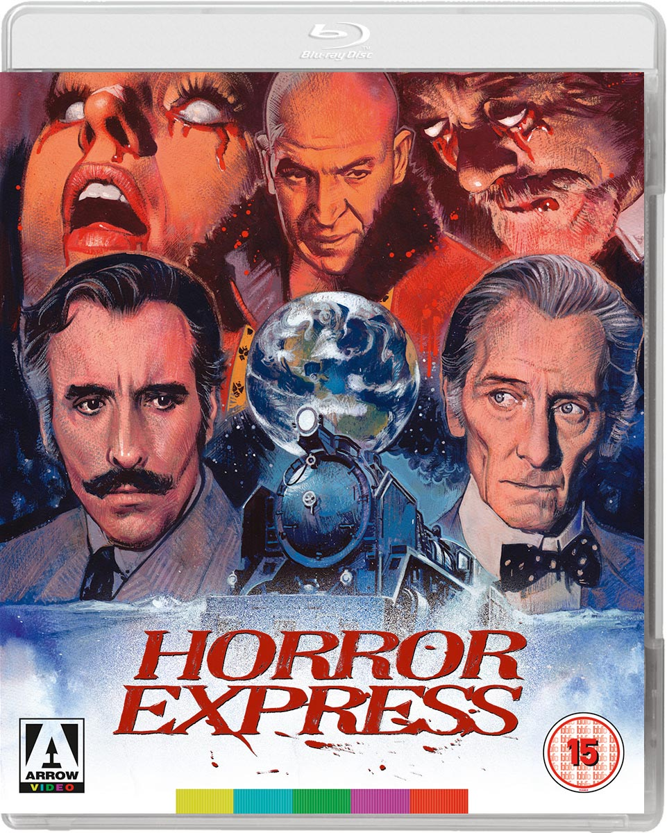 Stephen Jones: Horror Express (2019)