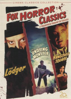 Cinema Classics Collection: Fox Horror Classics: A Terrifying Trilogy of Terror (2007)