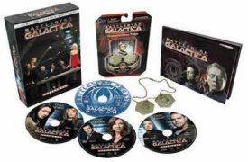 DVDs for Battlestar Galactica Season 4.0 (2009)