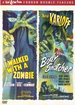 A Val Lewton Horror Double Feature: I Walked with a Zombie / The Body Snatcher (2005)