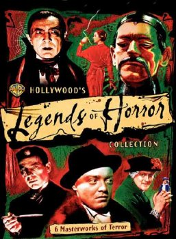 Hollywood Legends of Horror Collection (2006)