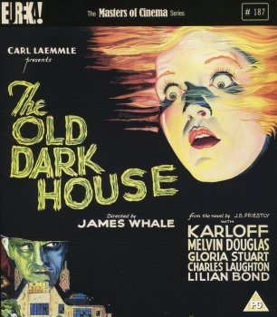 The Old Dark House (2018)