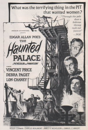 The Haunted Palace ad