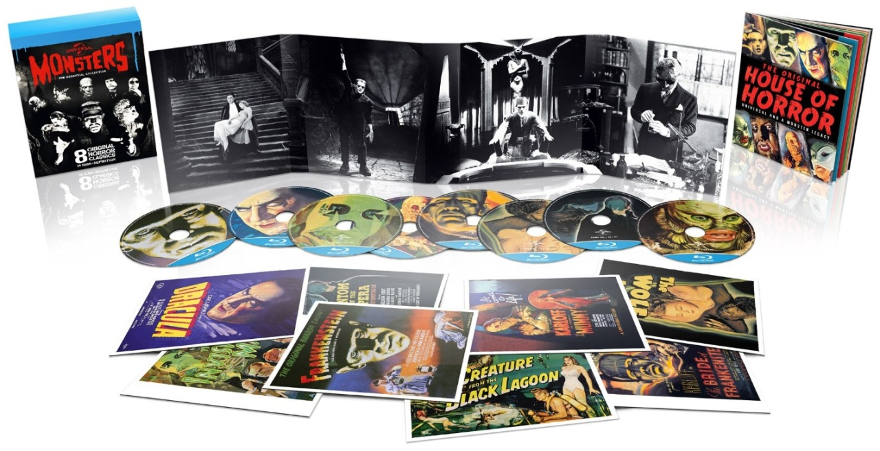 stephen jones universal classic monsters the essential collection