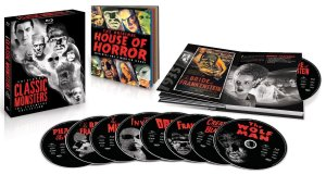 Universal Classic Monsters: The Essential Collection (2012)