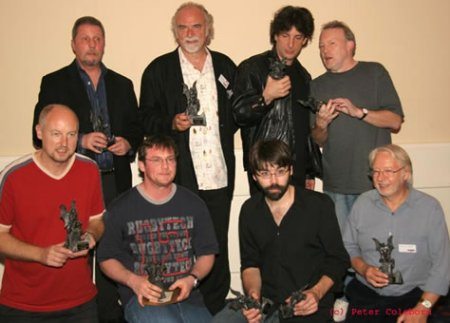 British Fantasy Society Awards 2006
