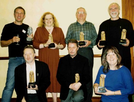 British Fantasy Society Awards 2003
