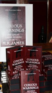 Curious Warnings: The Great Ghost Stories of M.R. James display