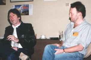 James Herbert Interview, Fantasycon XIV, Birmingham,  October 7 1989