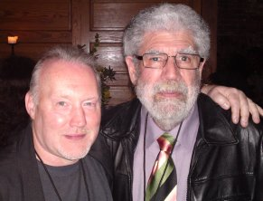 Stephen Jones and Peter Nicholls