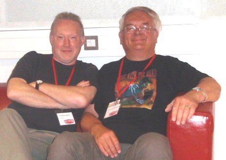 Stephen Jones and Ramsey Campbell: Two Peas in a Podcast