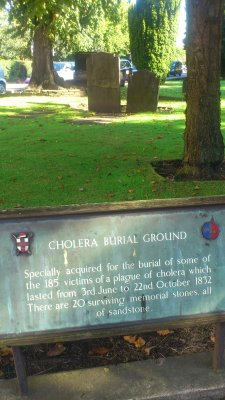 Cholera Burial Ground
