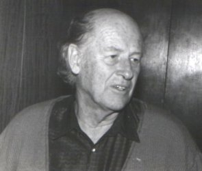Ray Harryhausen, BFS Open Night, Holborn, London, circa 1980s