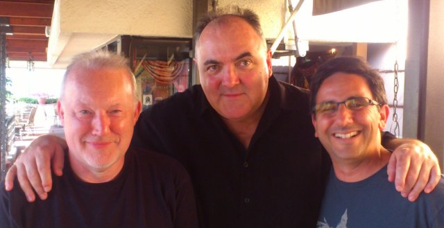 Stephen Jones, Peter Atkins and Glen Hirshberg